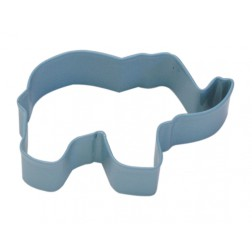Ausstechformen Elefanten Blau