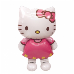 Hello Kitty Air Walkers Folienballon 127cm