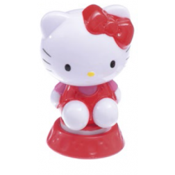 Torten Figuren Hello Kitty rot 8cm