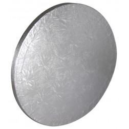Tortenplatte Silber 25cm