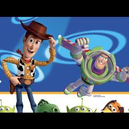 Toy Story Tischdecke 120 x 180cm