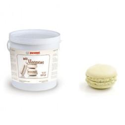 Macaron Backmischung in weiß 500g