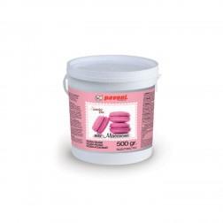 Macaron Backmischung in rosa 500g