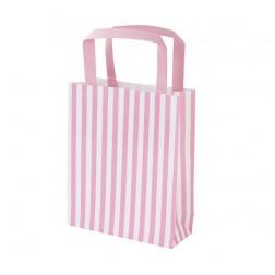 Papiertasche Pink 8 Stück