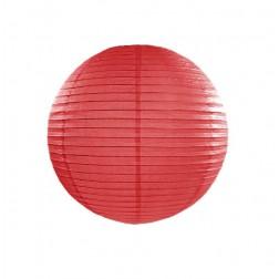 Papier Lampion rot 25cm