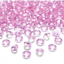 Konfetti Diamond pink 12mm