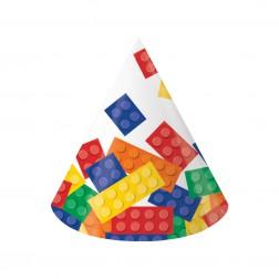 Hüte Block 8 Stück