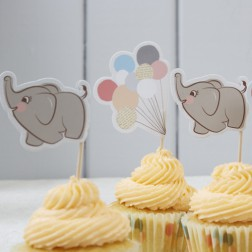 Cupcake Picks Little one 10 Stück