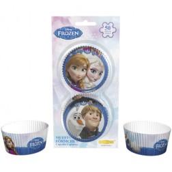 Cupcake Formen Frozen 50 Stück