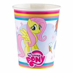 My Little Pony Pappbecher 8 Stück