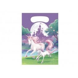 Tüten Unicorn Fantasy 8 Stück
