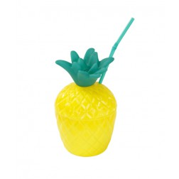 Ananas Becher 200ml