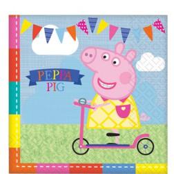 Servietten Peppa Pig 16 Stück