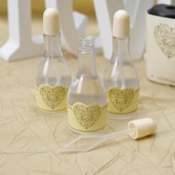 Seifenblasen Vintage Romance Ivory Gold 24 Stück