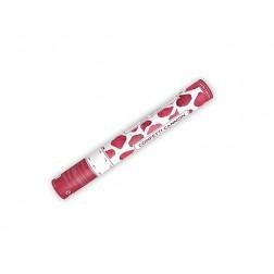 Kanone Rosenblätter rot 40cm