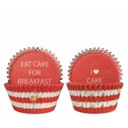 Cupcake Formen Flamingo 50 Stück