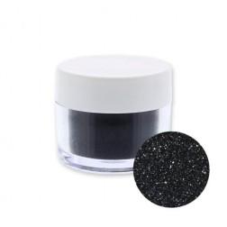 Essbare Glitter Schwarz 5g
