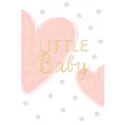 Karte LITTLE BABY