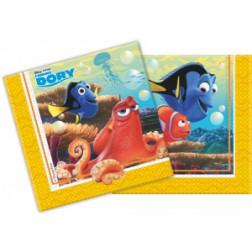 Finding Dory Nemo Servietten 20 Stück