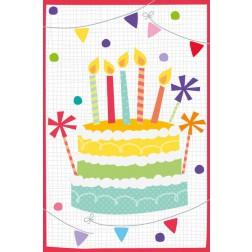 Karte Geburtstag Torte
