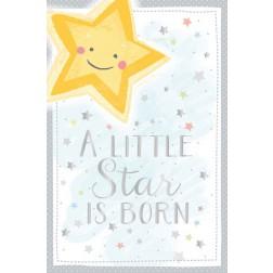 Karte A little Star is Born