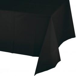 Tischdecke Schwarz 137 x 274cm