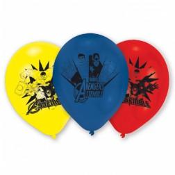 Luftballons Avengers 6 Stück