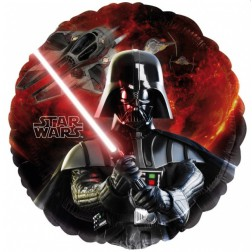 Folienballon Star Wars Darth Vader  45cm