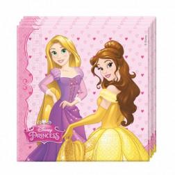 Princess Dreaming Servietten 20 Stück