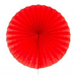 Fächer rot 50cm