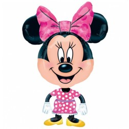 Air Walkers Folienballon Minnie Mouse klein 78cm
