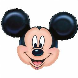 Mickey Mouse Folienballon Kopf 69cm