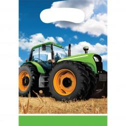 Tüte Traktor 8 Stück