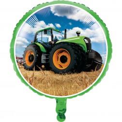 Folienballon Traktor 46cm