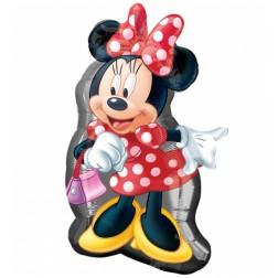 Folienballon Minnie Mouse Shape 81cm