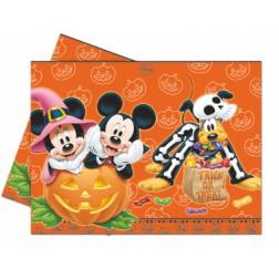 Mickey Halloween Tischdecke 180cm