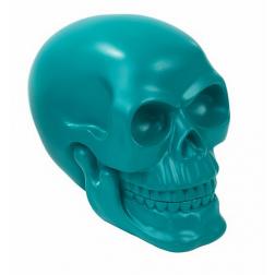 Tischdeko Skull kopf Türkis