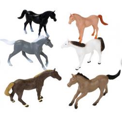 Deko Pony Pferde mini 12 Stück