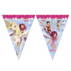 Flaggen Banner Mia and Me 2,3m
