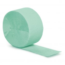 Krepprollen Fresh Mint 24,6m