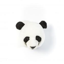 Plüsch Tierkopf Trophäe Panda Thomas