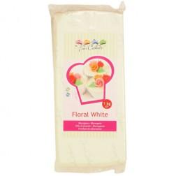 FunCakes Marzipan Floral White 1 kg