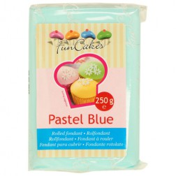 Rollfondant Pastel Blue 250g