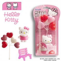 Tortendeko Set Hello Kitty 3 teilig