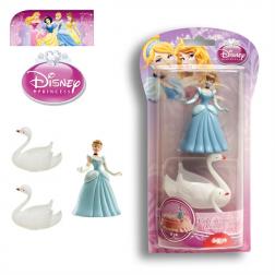 Tortendeko Set Cinderella 3 teilig