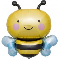 Folienballon Boombe Bee Biene 91cm