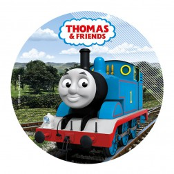 Tortenaufleger Thomas and Friends 20cm