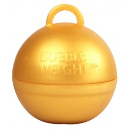 Ballon Gewicht Bubble gold 35g