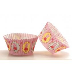 Cupcake Formen Peppa Pig 50 Stück