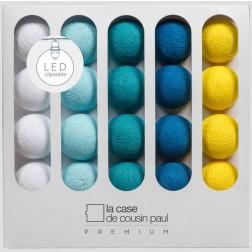 Lichterkette Premium Buddy mit 20 LEDs 1,80m